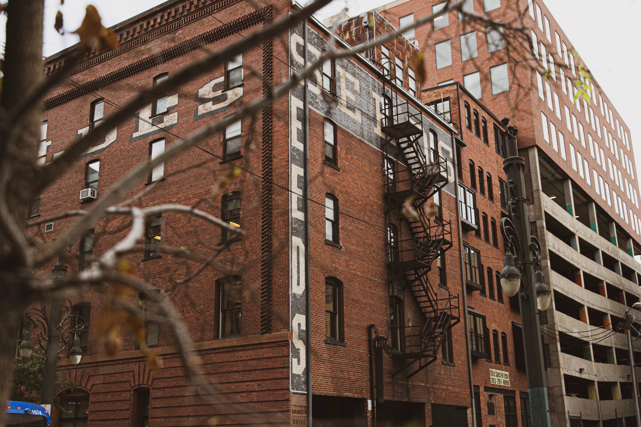 Denver Apartment Building